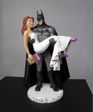 Wedding Cake Topper Storage Container